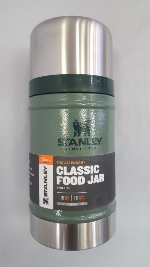 Stanley Classic Food Jar 0.7L /24oz - Lifetime Guarantee